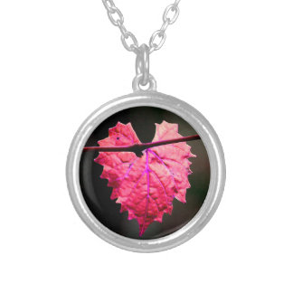 Heart Ivy Necklace