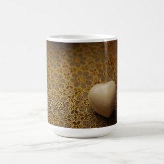 Heart Jewel Box Coffee Mug