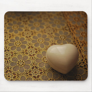 Heart Jewel Box Mouse Pad