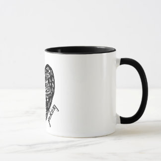 Heart Junking Coffee Mug