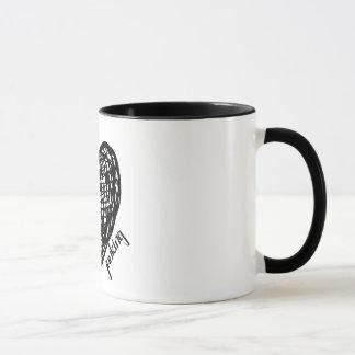 Heart Junking Coffee Mug