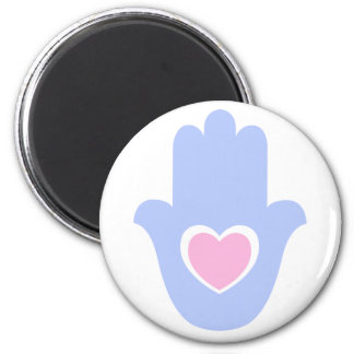 Heart Kamsa Magnet