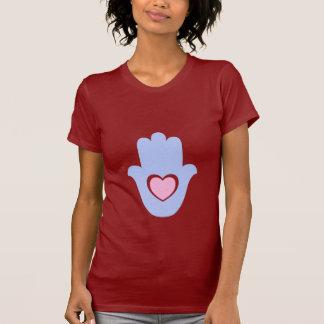 Heart Kamsa T-Shirt
