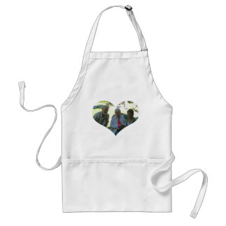 Heart Kenny Edna May and Lynn Adult Apron