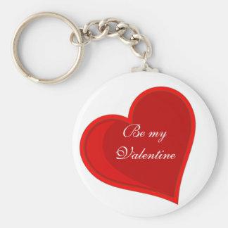 Heart Keychain to Customize