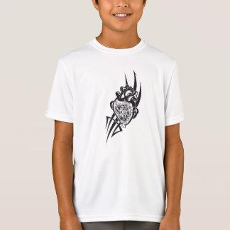 heart Kids' Sport-Tek Basic Performance T-Shirt