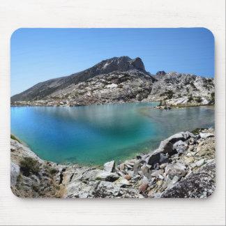 Heart Lake - Seldon Pass - John Muir Trail Mousepad