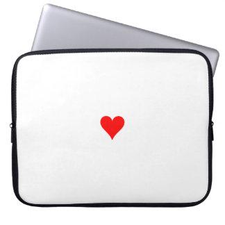 Heart Laptop Computer Sleeves
