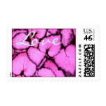 Heart Leave Stamps