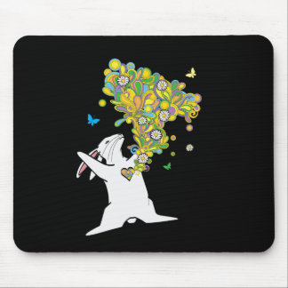 HEART LIGHT MOUSE PAD