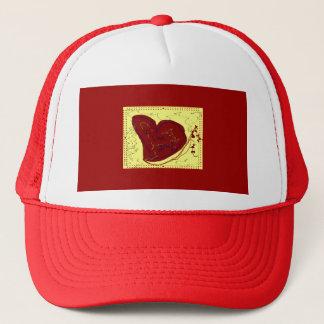 Heart Like a Kite Trucker Hat