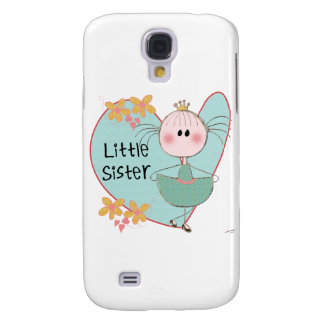 Heart Little Sister Samsung Galaxy S4 Cases