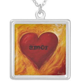 Heart-Living, amor Custom Jewelry