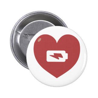 Heart Loading Button