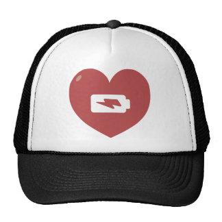 Heart Loading Trucker Hat