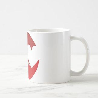 Heart Logo Coffee Mug