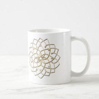 Heart Lotus Mug