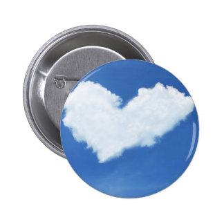heart love hearts custom personalize Anniversaries Pinback Button