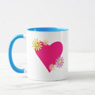 Heart Love Romance Gifts and Gear Mug
