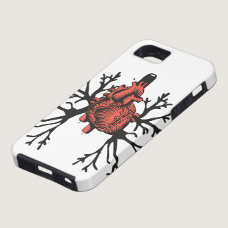 Heart & Lungs iPhone SE/5/5s Case