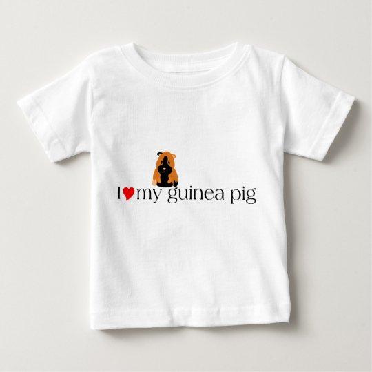 Heart Lyric Baby T-Shirt