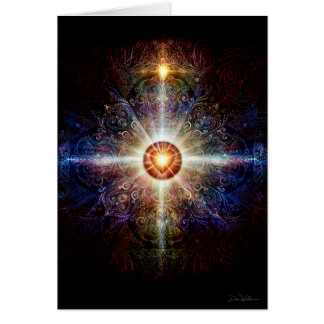 Heart Mandala 2013 Card