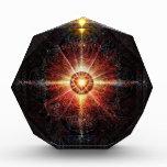 Heart Mandala Red 2013 Award