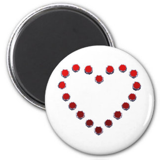 heart mark 冷蔵庫用マグネット