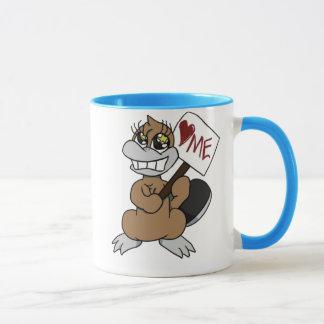 Heart-Me Platypi Mug