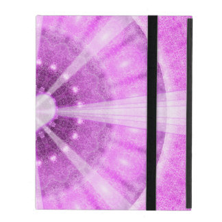 Heart Meditation Mandala iPad Cover