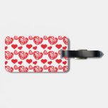 Heart Mix 1 Red Bag Tags