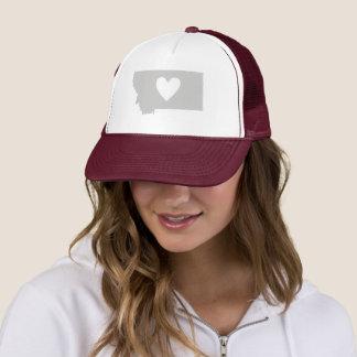 Heart Montana Trucker Hat