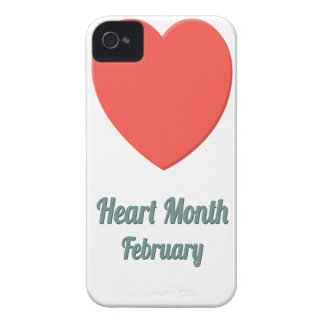 Heart Month - Appreciation Day iPhone 4 Cover