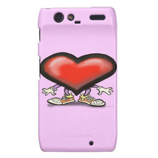Heart Motorola Droid RAZR Cases