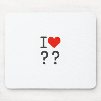 heart mouse pads