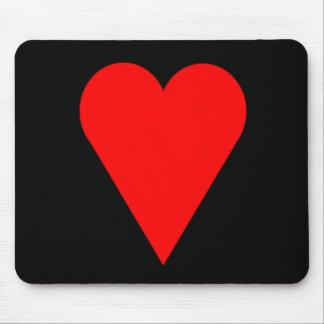 Heart Mousepads