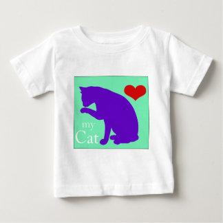 Heart My Cat #2 Baby T-Shirt