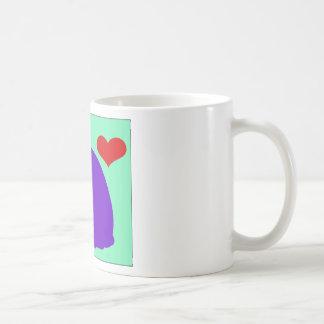Heart My Cat #2 Coffee Mug