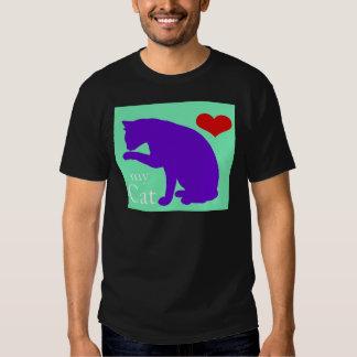 Heart My Cat #2 Tee Shirt