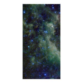 Heart Nebula IC 1805 Card