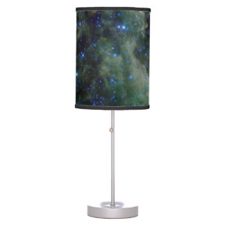 Heart Nebula IC 1805 Desk Lamp