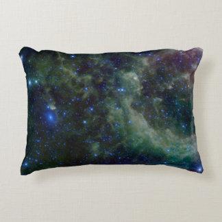 Heart Nebula IC 1805 Accent Pillow