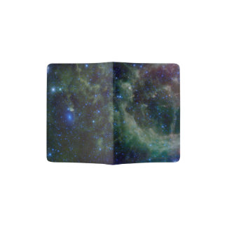 Heart Nebula IC 1805 Passport Holder