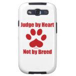 Heart Not Breed Galaxy S3 Case