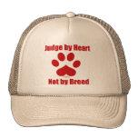 Heart Not Breed Hat