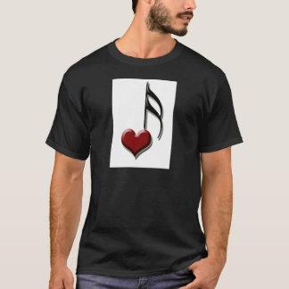 Heart Note T-Shirt