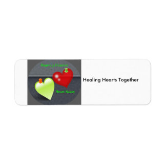 Heart Notes Labels