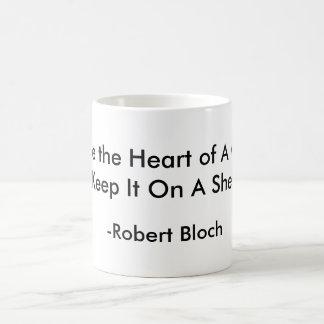 Heart of A Child Classic White Coffee Mug