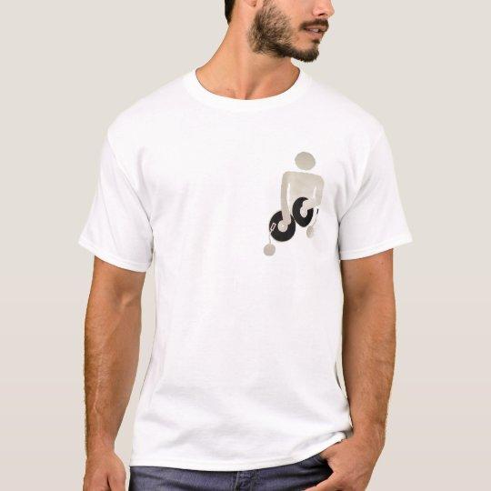Heart Of A DJ T-Shirt