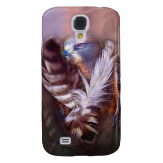 Heart Of A Hawk Art Case for iPhone 3 Samsung Galaxy S4 Covers